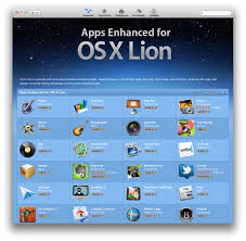 Apple Updates Mac App Store With Os X Lion Dedicated Section