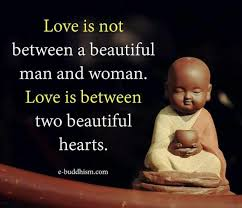 Buddha Thoughts About Love