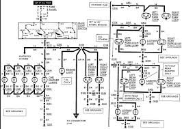 wiring diagram for 1997 ford f350 the wiring diagram 1990 f350 a rear light wiring showing the wire colors schematic wiring