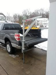 MAXXTOW 70238, Receiver Hitch Mounted Crane - Ford F150 Forum ...