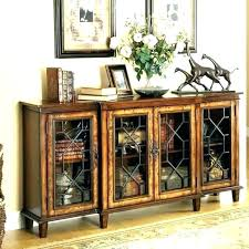 metal buffet table cabinet sideboard cool glass door credenza galleries doors sideboards black with kings brand