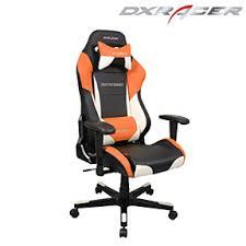 white luxury office chair. dxracerblack white u0026 orange colormodern office chairpc gaming chair luxury u