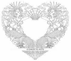 Small Picture Love Tree Heart an adult coloring page in the Open Heart