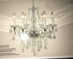 light gold crystorama maria theresa crystal chandelier picture 1 of 6 hampton bay