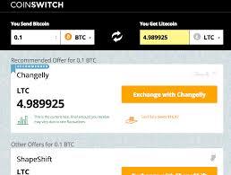 Convert Litecoin To Bitcoin