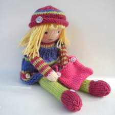 Knitted Doll Patterns