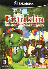 Franklin : Un Anniversaire Surprise sur Gamecube - jeuxvideo.com