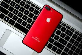 Red Aluminium Back Panel For Iphone 7 Plus Which Makes It