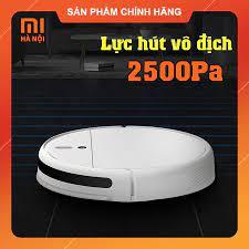 Robot Xiaomi hút bụi lau nhà Mijia 1C - lực hút 2500Pa khỏe vô địch - Mi Hà  Nội
