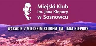 Wakacje z Miejskim Klubem im. Jana Kiepury - Aktualności - Miejski Klub im. Jana  Kiepury