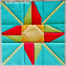 I Wish You a Merry Quilt-A-Long: North Star — Snowy Days Quilting & pressing north star quilt block Adamdwight.com