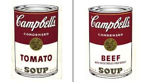 seven of 10 andy warhol paintings on permanent display at the springfield art museum were taken