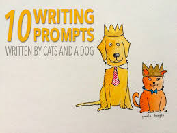 writing prompts written by cats and a dog the write practice 10 writing prompts written by cats and a dog