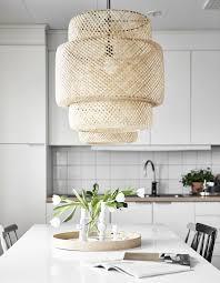 Sinnerlig Hanglamp Bamboe In 2019 Lighting Eetkamertafel Lamp