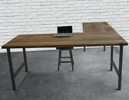 wooden office desk simple. Wood Desk Attractive Design Ideas Reclaimed Office Simple Furniture Wooden Lamp Uk
