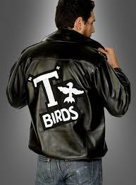 t bird jacket grease 60s