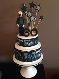 Photo Inspired 60th Birthday Cake Great For Men When It Is Hard To