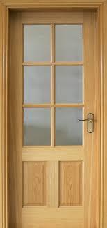 white wood door. Cambridge Pre-Glazed White Oak Door (40mm) Wood A