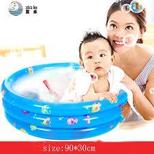 baby bathtub ring cm inflatable three ring swimming pool bath the baby bathtub play pool folding baby bathtub
