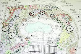 landscape architecture blueprints. Landscape Architecture Blueprints Architect Drawings Sketch . R