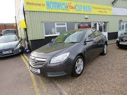 Vauxhall Insignia Abs Light Keeps Coming On Used Vauxhall Insignia Hatchback 2 0 Cdti 16v Exclusiv 5dr
