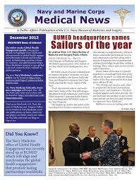 Us Navy Pay Chart 2012 Navy Marine Corps Medical News December 2012 By Navy