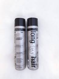 long y hair luxurious conditioner