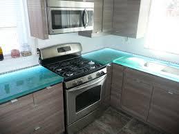 kitchen glass countertop kc10