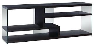 monarch specialties tv stand. Monarch Specialties Tv Stand In Cappuccino With Tempered Glass Contemporary Entertainment Centers And