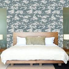 Camo Wallpaper For Bedroom Digital Uflage Wallpaper Decal Self Adhesive Army  Uflage Removable Wall Decal Mural Army Wallpaper Realtree Camo Bedroom ...