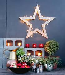 how to make your own diy wooden star with fairy lights plus two ways of displaying