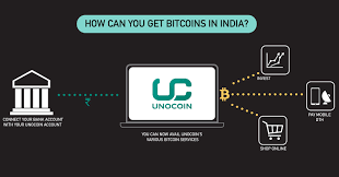 After buying bitcoin, it usually gets sent to your account on the exchange. How Can You Get Bitcoins In India By Unocoin Unocoin S Blog