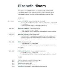 Google Docs Templates Resume Classy Google Docs Templates Resume Examples Awesome Job Swarnimabharathorg