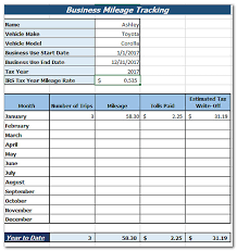 business mileage tracker business mileage tracker