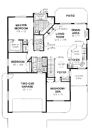 Modern 3 Bedroom House Floor Plans Best Modern Bungalow House Plans
