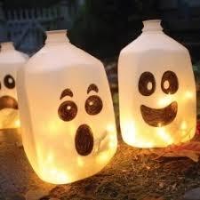 Milk Bottle Decorating Ideas 100 best Halloween images on Pinterest Halloween decorations 41