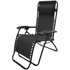caravan sports infinity zero gravity reclining lounge chair black