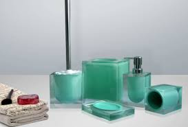 brown and green bathroom accessories. Wonderful Bathroom Mint Green Bathroom Accessories Svardbrogardcom Green Bathroom Accessories For Brown And U