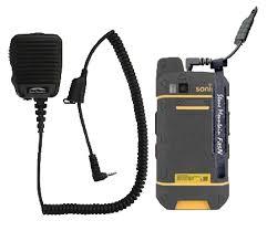 sonim technologies inc rugged smartphones lte smartphones sml wired phoenix elite ptt rsm for sonim