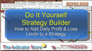 daily profit and loss how to limit the daily profit loss on a ninjatrader strategy