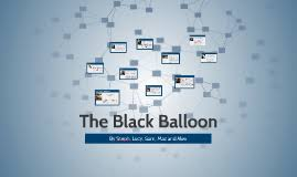 the black balloon by on prezi