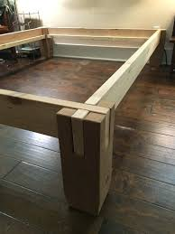Make A Bed Frame Hardware Menards King With Storage – bomberospr.org
