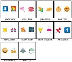 100 Pics Emoji Quiz 4 Level 21-30 Answers   100 Pics Answers