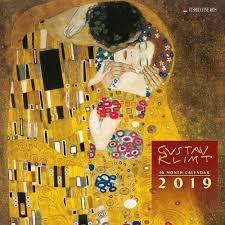 gustav klimt women wall calendar calendars books gifts