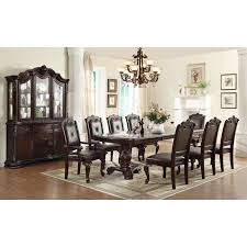 dining room chairs houston dining room dining room sets kiera 2150 9 pc rectangular dining set