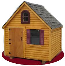 wooden playhouse kits wood