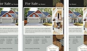 Free House Flyer Template House For Sale Brochure Template Free House For Sale Flyer Template