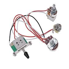 online buy wholesale 3 way switch from china 3 way switch Three Way Switch Guitar Wiring electric guitar wiring harness prewired kit 3 way toggle switch 1 volume 1 tone 500k pots guitar three way switch wiring diagram