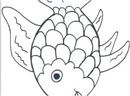 Marvellous Free Fish Coloring Pages Psubarstoolcom