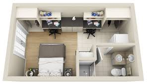 Modern One Bedroom Apartments Gainesville On And Playmaxlgc Com